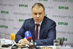 Пресс конференция с главой города Потаповым Андреем. Курган