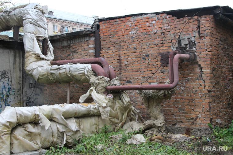 Неутепленные трубы Курган, трубы без утепления