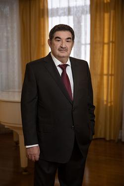 Архитектор транспортного узла Москвы - Пётр Кацыв