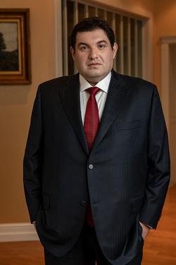 Российский бизнесмен Денис Кацыв