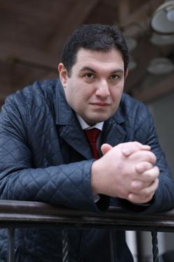 Предприниматель Денис Кацыв