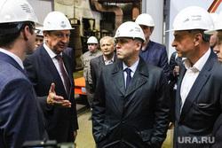 Открытие литейного цеха на Курганском арматурном заводе. Курган