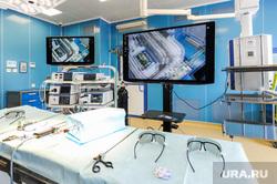 Поездка Алексея Текслера в областной центр онкологии и ядерной медицины. Челябинск