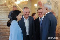Конференция челябинского Союза промышленников и предпринимателей с участием Алексея Текслера. Челябинск