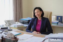 Интервью с Натальей Котовой, исполняющей обязанности главы города. Челябинск