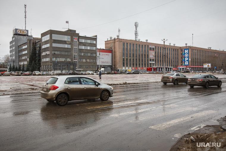 Конструктивизм. Уралмаш. Екатеринбург