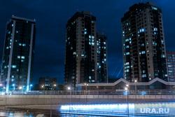 Тюмень ночная. Россия, май 2020