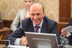 Встреча губернатора Владимира Якушева с журналистами в честь дня российской прессы. Тюмень