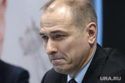Пресс-конференция Константина Окунева. Предвыборная первая. Пермь