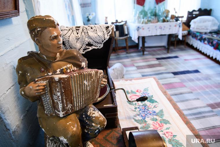Музей старообрядчества в селе Роща. Свердловская область, Шалинский район