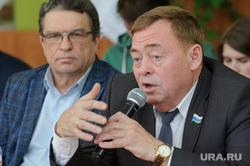 Общественные слушания по проекту застройки 3 и 4 квартала микрорайона Академический. Екатеринбург