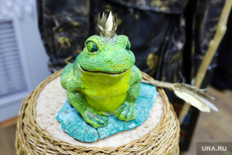 Музей Царевны-лягушки в культурном центре «Лад». Шадринск, музей царевны-лягушки