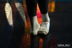 Открытый урок преподавателя классического танца Академии Русского балета имени А.Я. Вагановой Фетона Миоцци. Сургут