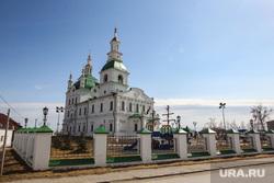 Рабочая поездка губернатора Владимира Якушева в Ялуторовск. Тюменская область