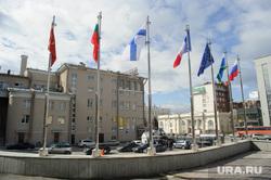 Конфликт собственников по земельному участку под БЦ Консул. Екатеринбург