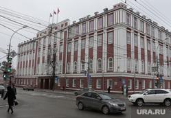 Виды города, основные здания и учреждения, памятники. Пермь