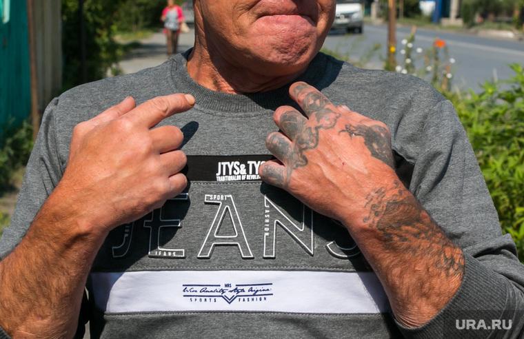 Клипарт, разное. Курганская область, уголовник, наколки, заключенный, вор, татуировки, тату, татуировка на руке, руки