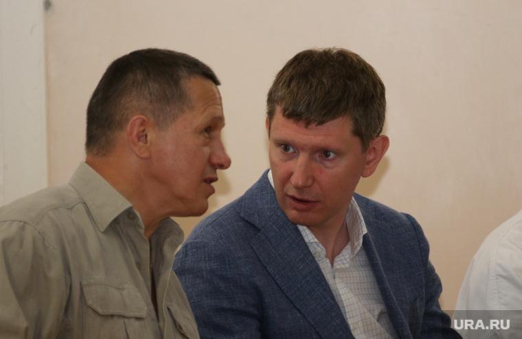 Визит полпреда Юрия Трутнева и врио губернатора Пермского края Максима Решетникова в   СДЮСШ