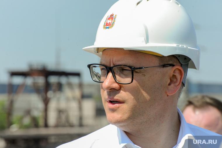 Алексей Текслер проверил готовность к вводу в эксплуатацию двух путепроводов. Челябинск, текслер алексей