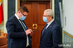 Совещание по выборам с Николаем Цукановым. Челябинск