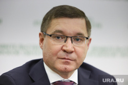 Пресс-конференция Владимира Якушева. Курган