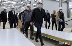 Строительство инфекционной больницы. Челябинск