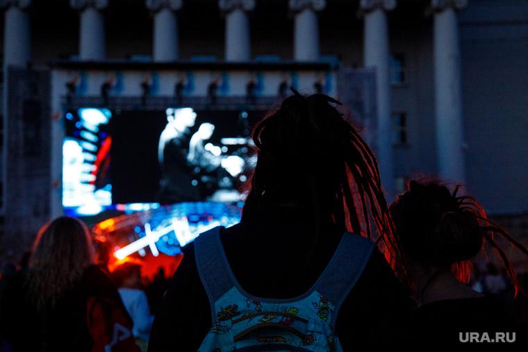 Закрытие фестиваля венских музыкальных фильмов, венский фестиваль