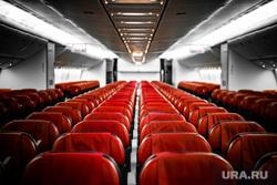 Флагманский самолет Boeing 777-300ER авиакомпании «AZUR air». Екатеринбург