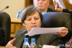 Заседание Екатеринбургской городской думы