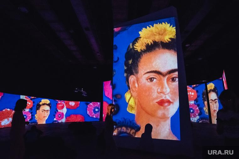 Живые полотна: Фрида Кало. Екатеринбург, фрида кало, живые полотна