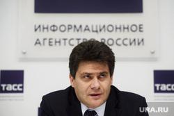Пресс-конференция, посвященная подведению итогов года работы Александра Высокинского в должности главы города Екатеринбурга (НЕОБРАБОТАННЫЕ)