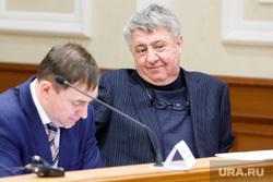 Заседание комитета по региональной политике заксобрания СО по вопросу отмены прямых выборов мэра. Екатеринбург