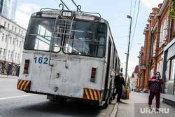 Сорок седьмой день вынужденных выходных из-за ситуации с распространением коронавирусной инфекции CoVID-19. Екатеринбург