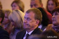 Встреча врио губернатора Пермского края максима решетникова с партактивом и молодежью в поселке Гамово. Пермь