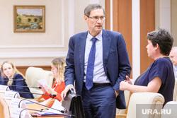 Заседание комитета Законодательного собрания СО по аграрной политике, природопользованию и охране окружающей среды. Екатеринбург