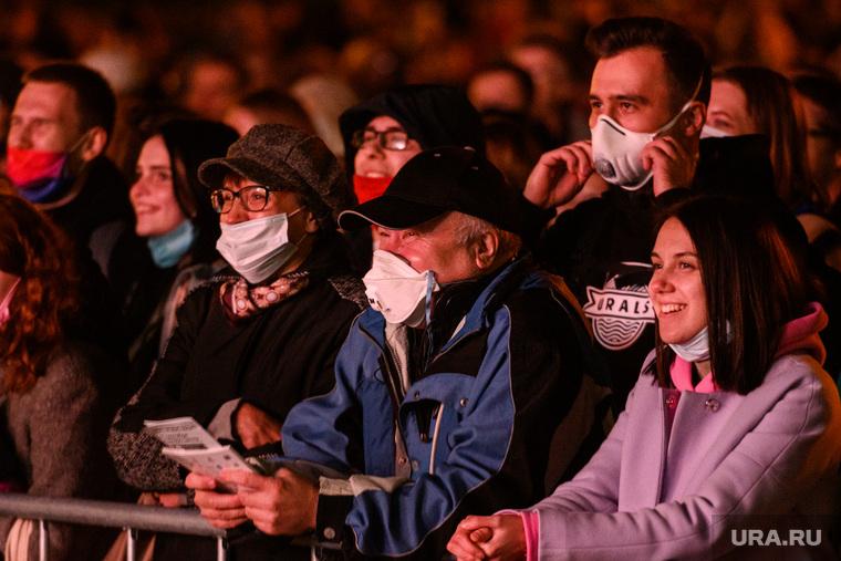 URAL MUSIC NIGHT. Екатеринбург, концерт, массовое мероприятие, публика, зрители