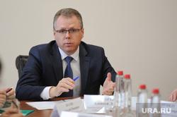 Заседание конкурсной комиссии по выборам мэра. Челябинск