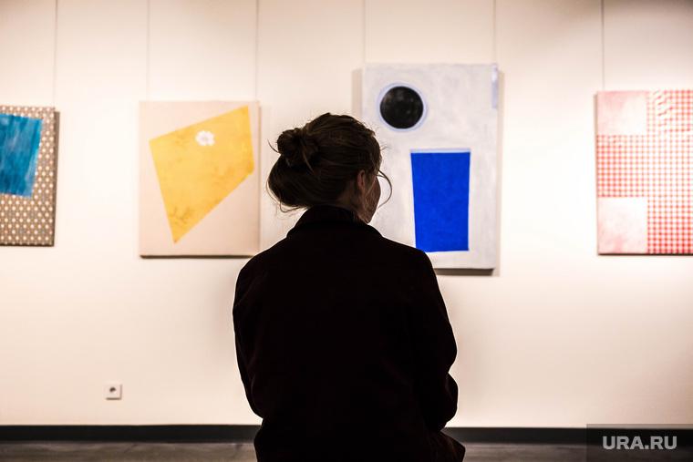 Выставка «Новая живопись Екатеринбурга», выставка, современное искусство