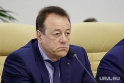 Совет по физкультуре и спорту под председательством губернатора Максима Решетникова. Пермь