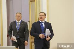 Заседание Межправительственного совета по сотрудничеству в строительной деятельности. Тюмень