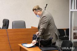 Уткин в суде, декабрь 2020, Пермь