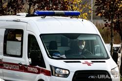 Скорая помощь в 40 ГКБ в Коммунарке. Москва