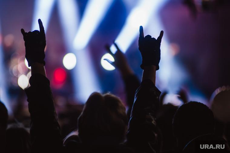 День уральского рока. Концерт на площади. Екатеринбург, концерт, коза, рок, жест