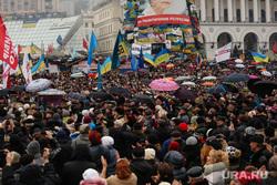 События на Майдане. Киев