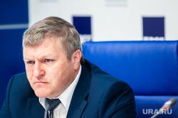 Пресс-конференция, посвященная ходу реализации национального проекта «Безопасные и качественные автомобильные дороги» в Свердловской области. Екатеринбург