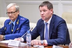 Совещание по выборам в полпредстве по УрФО. Екатеринбург