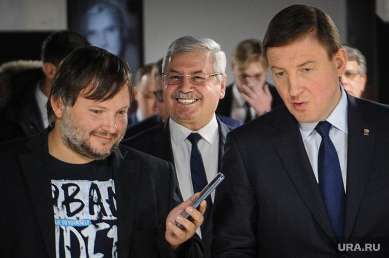 Интервью Андрея Турчака. Челябинск