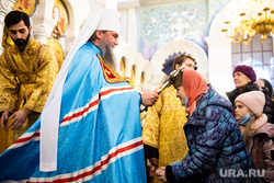 Праздничная Божественная литургия в Храме на Крови. Екатеринбург