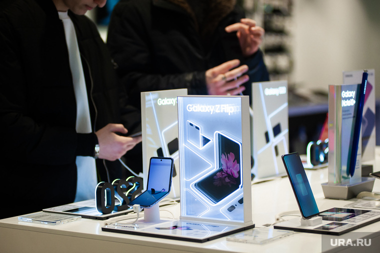 Новый Samsung Galaxy Z Flip. Екатеринбург, телефон, смартфон, раскладушка, samsung, складной телефон, samsung galaxy z flip