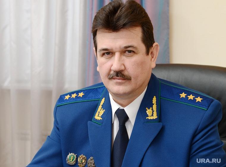 Заместитель генерального прокурора Сергей Зайцев. Москва